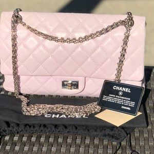 Chanel Double Flap 2.55